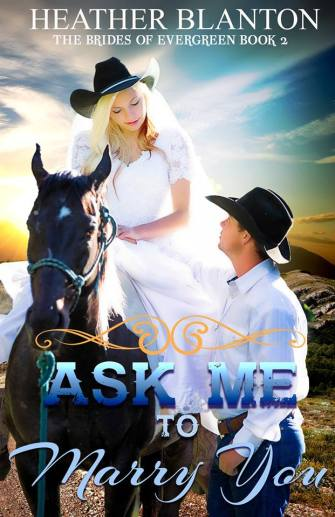 ask me to marry you new cover