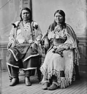 Chief Ouray and Chipeta