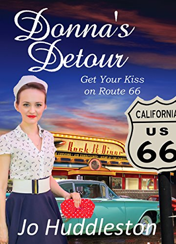 donna's detour by jo huddleston