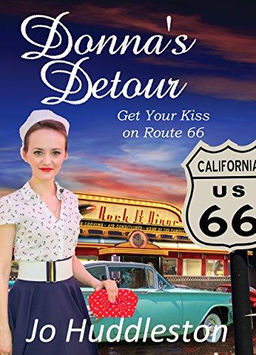 donna's detour by jo huddleston
