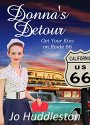 Donna's Detour by Jo Huddleston #BookGiveaway #LadiesinDefiance
