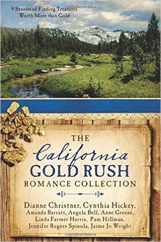 the california gold rush romance collection
